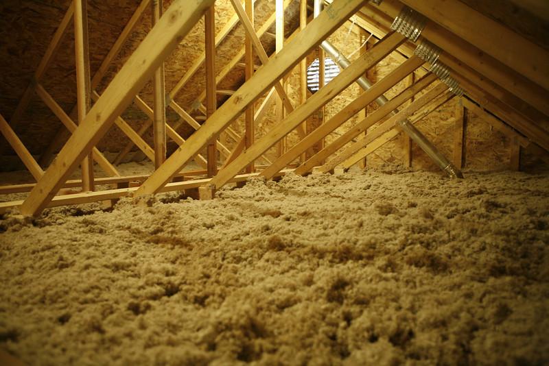 Insulate attics racine home insulators llc for New home insulation