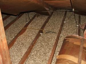 Vermiculite Attic Insulation Asbestos Racine Home
