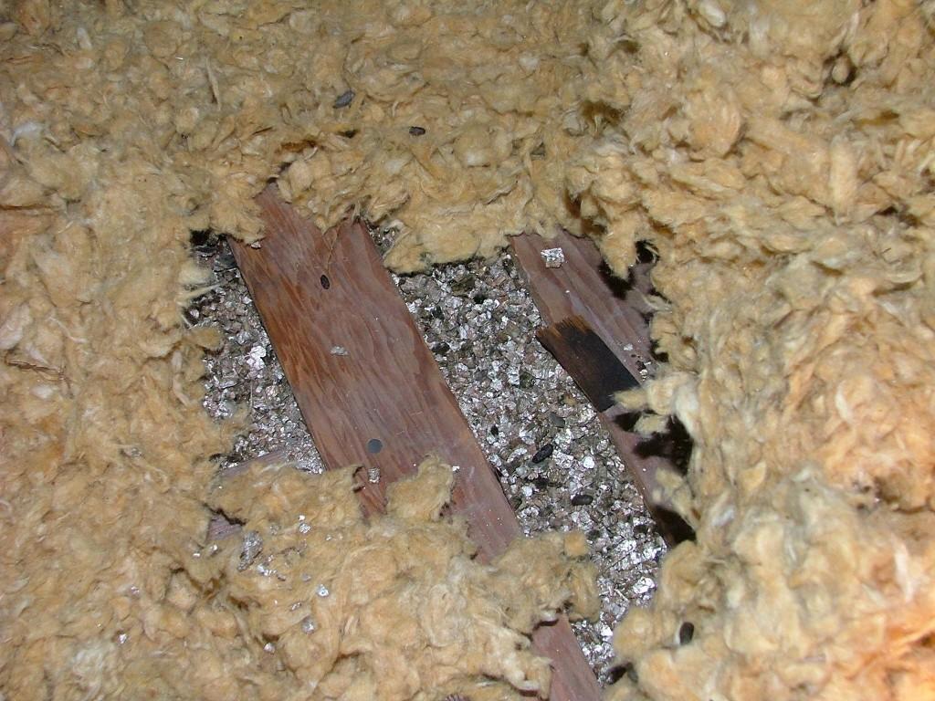 Vermiculite Attic Insulation Asbestos Racine Home Insulators LLC