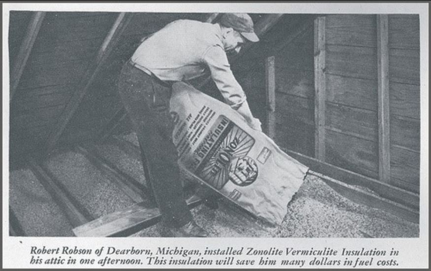 Vermiculite Attic Insulation Frequently Asked Questions
